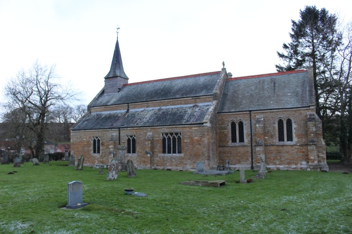 Thoresway St Mary's Church
