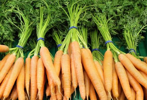 What's Your Carrot this New Year?
