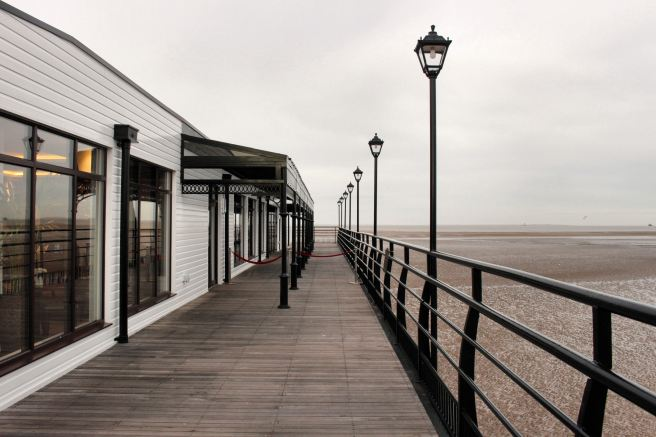Cleethorpes Pier 28th January 2016