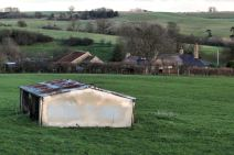 Wolds sheep shelter