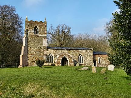St Michael's Church, Market Stainton, Lincolnshire Wolds