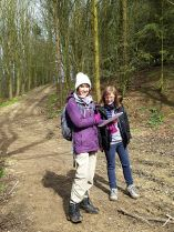 Walking in the Lincolnshire Wolds